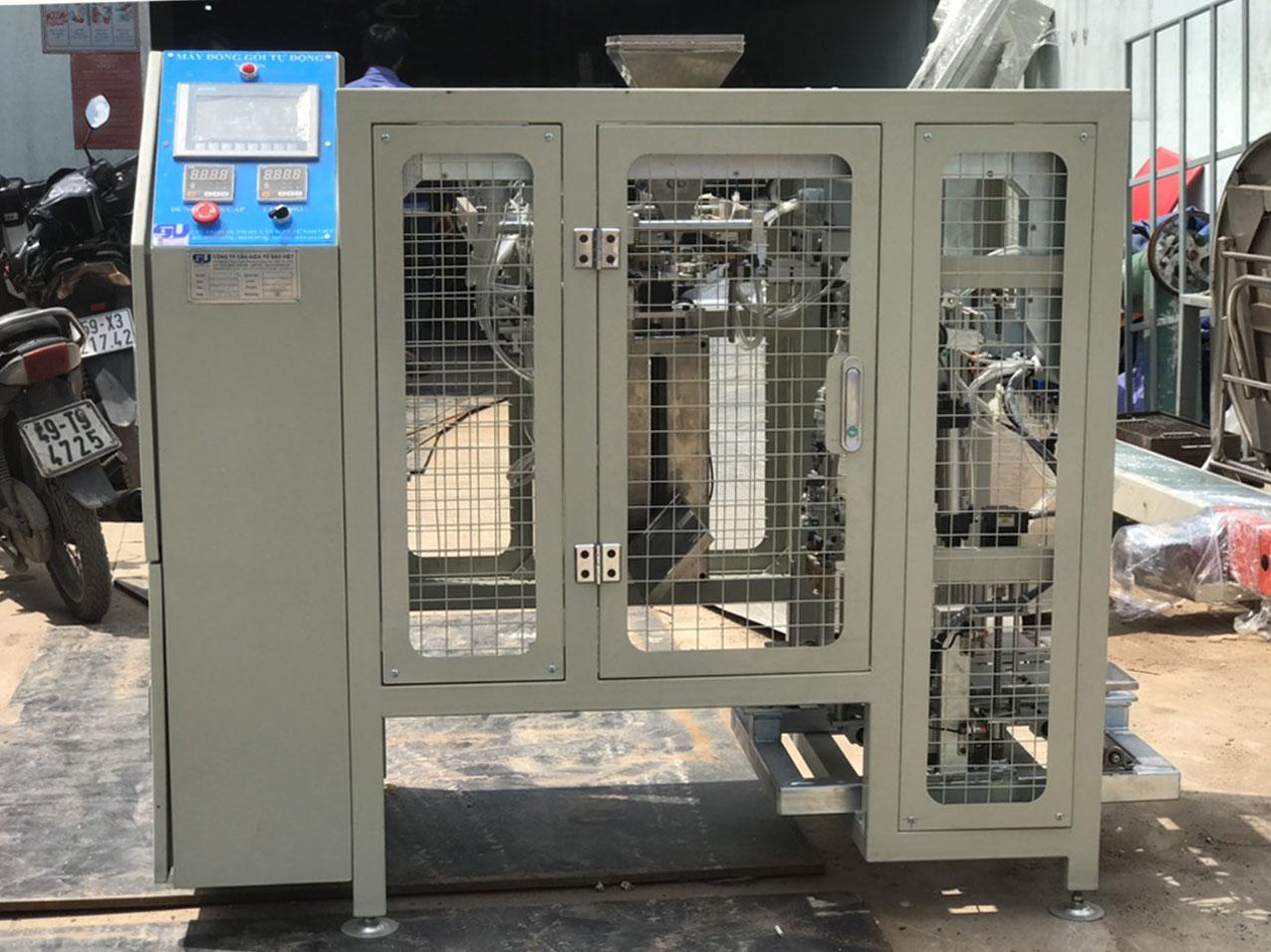 Máy đóng gói tự động bao bì túi rời hàn ép sẵn SV-L Series Ver2
