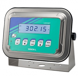 WINOX-L - STAINLESS STEEL IP68 WEIGHT INDICATOR